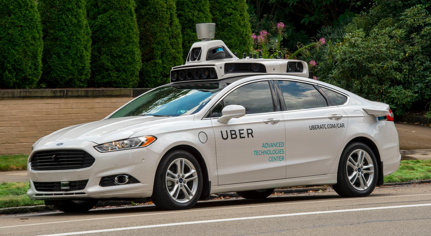 Беспилотный автомобиль. Uber начал работать с беспилотными автомобилями
